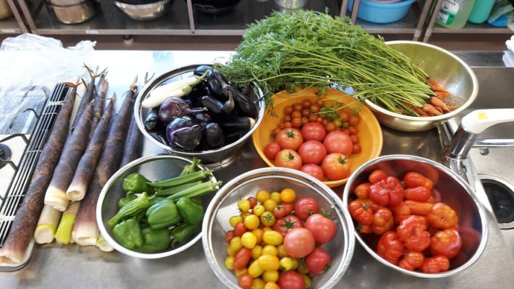 信州の風 野菜