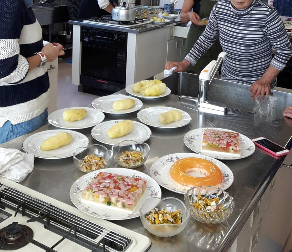 信州の風 料理教室2