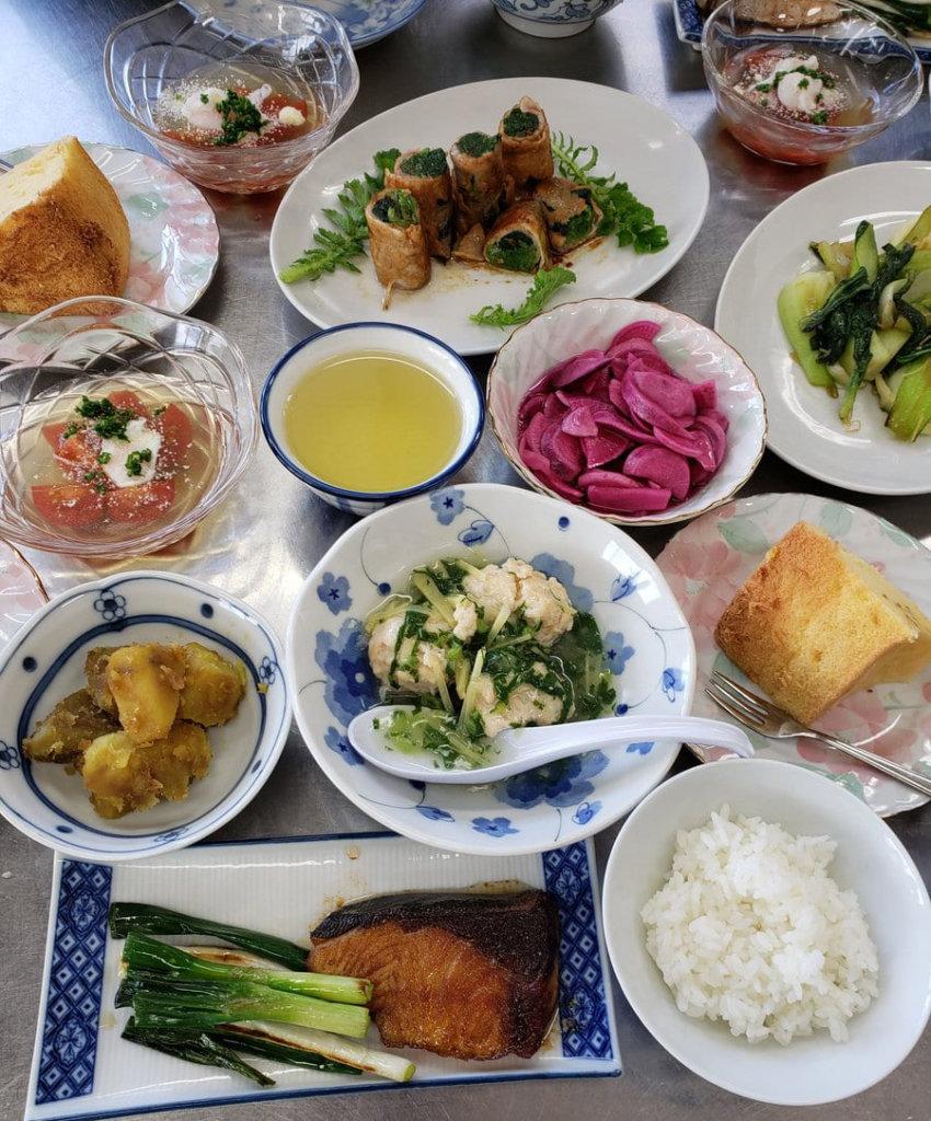 信州の風 料理教室