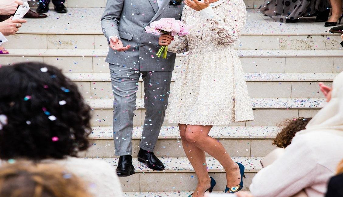 婚活して結婚した二人