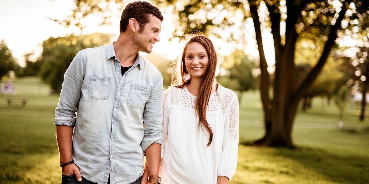 田舎でも結婚したカップル