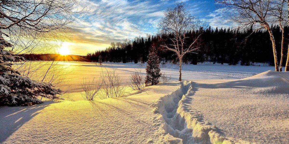 農家の冬の時期