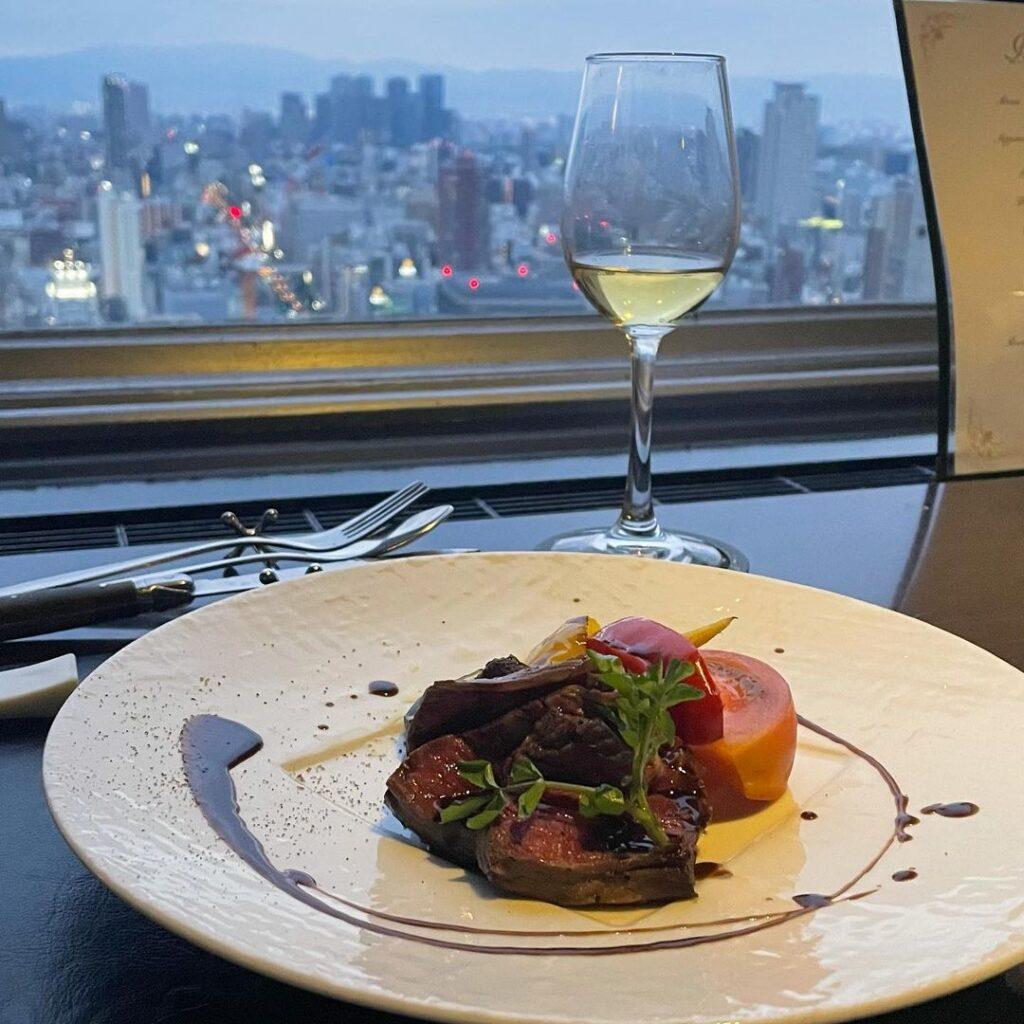 M prime 大阪 初デート レストラン