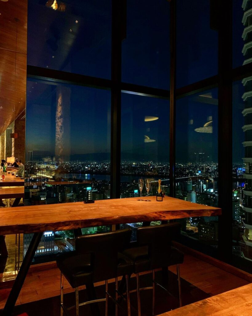 adee 大阪 初デート レストラン
