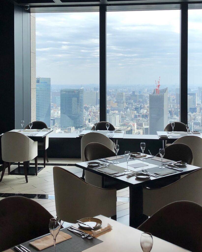 BREEZE OF TOKYO 東京 初デート レストラン