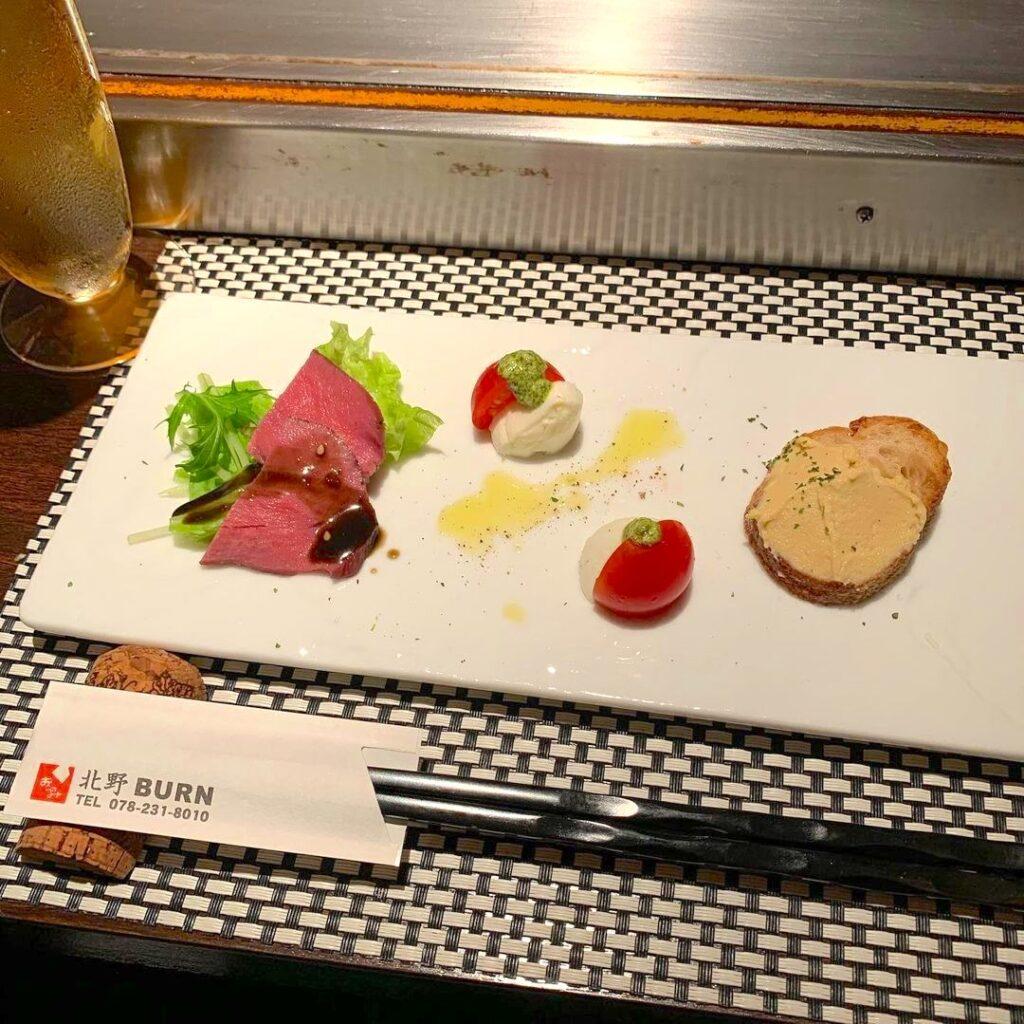 北野BURN 兵庫 初デート レストラン