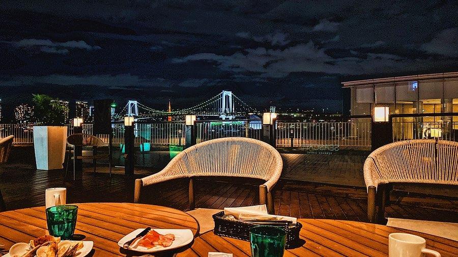 シースケープ 東京 初デート レストラン
